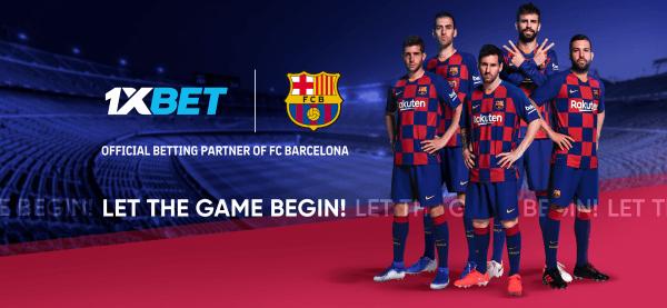 FC BARCELONA STELLT 1XBET ALS NEUEN GLOBALEN PARTNER VOR