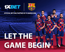 FC Barcelona and 1xBet as a new Global Partner