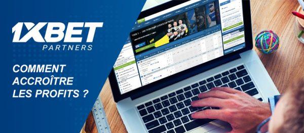 Comment augmenter vos revenus avec le programme d'affiliation 1xBet?