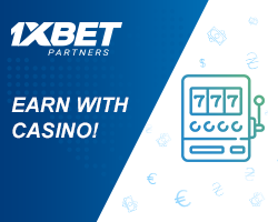 Continue Boosting Your Revenue Using the Casino Product at 1xBet
