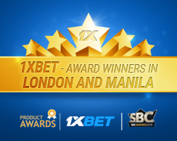 1xBet scoops up awards in London and Manila!