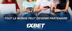 Qui peut rejoindre le programme d'affiliation de 1xBet?