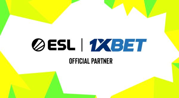 1xBet – официальный глобальный беттинг-партнер  ESL Pro Tour CS: GO и ESL One Dota 2