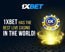 1xBet clinched the World Best Live Casino Award at the 2021 IGA