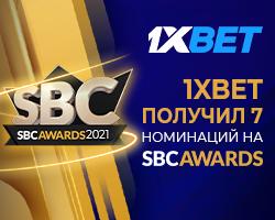 Аффилиатская программа 1xBet претендует на звание лучшей по итогам 2021 года